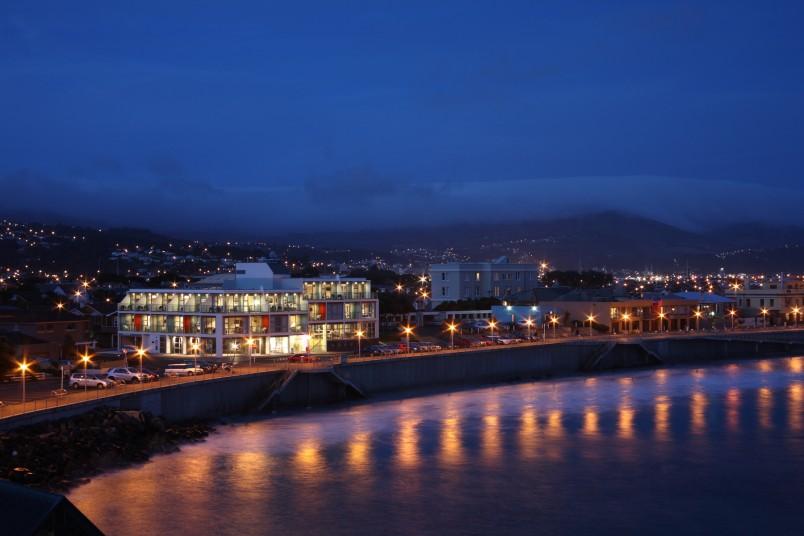 Hotel St Clair, Dunedin, South Island