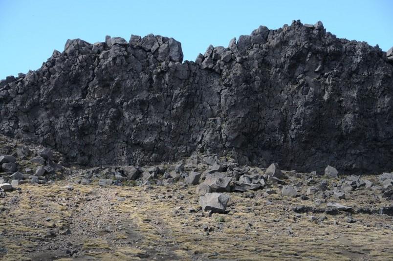 Mt Ruapehu (summer), Central Plateau, North Island