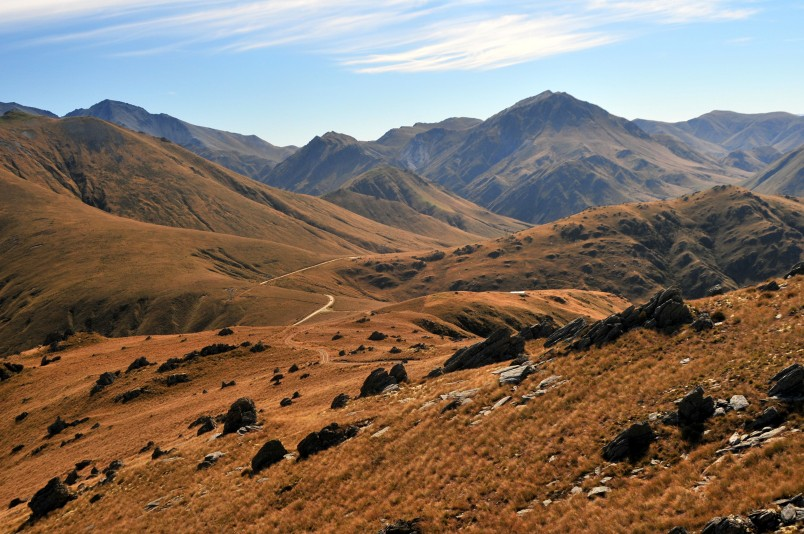 Danseys Pass, Otago, South Island