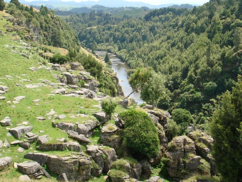 Mokau River, Waikato, North Island