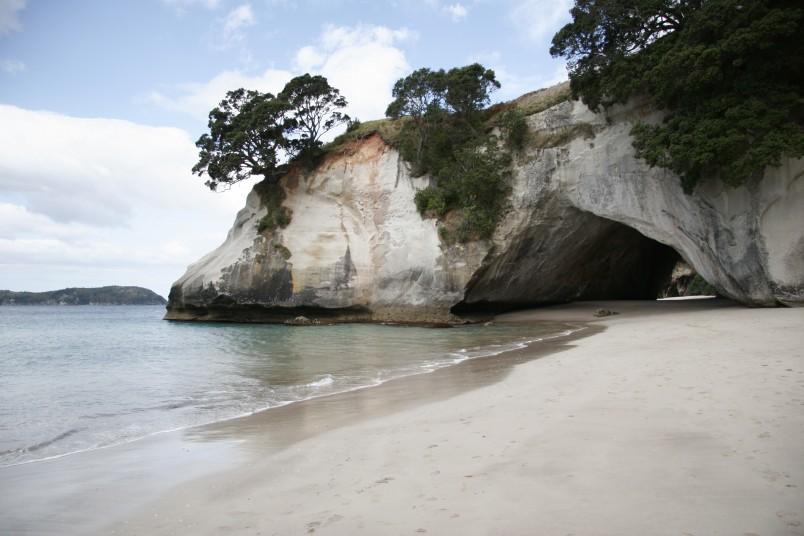 Cathedral Cove, Coromandel, North Island