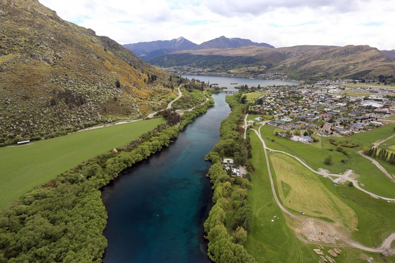 Frankton, Queenstown, South Island