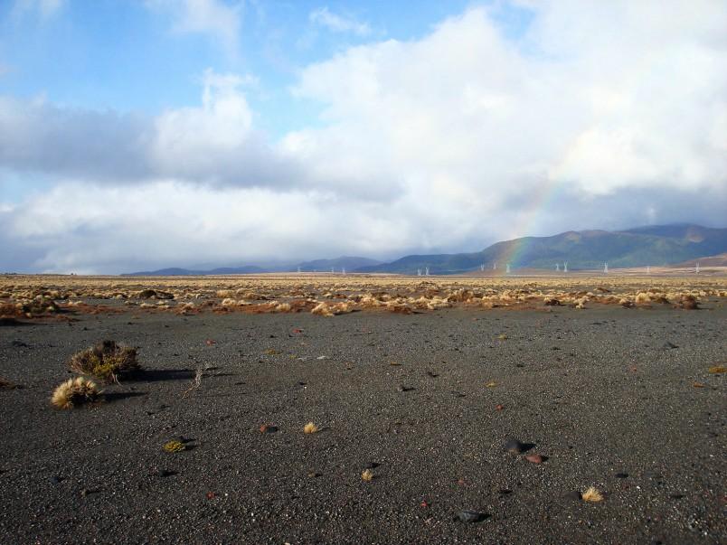 Rangipo Desert, Central Plateau, North Island