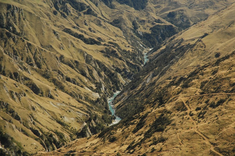Skippers Canyon, Queenstown, South Island