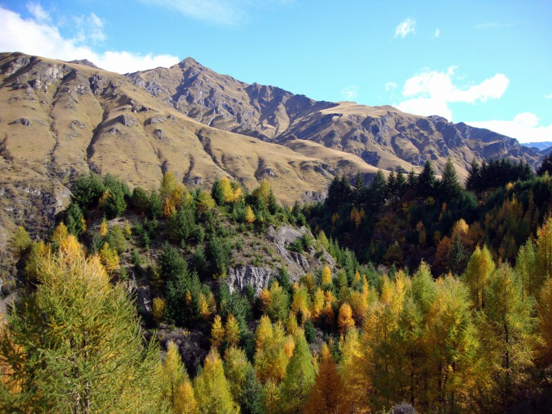 Skippers Canyon, Central Otago, South Island