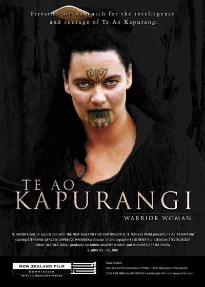 Te Ao Kapurangi / Warrior Woman