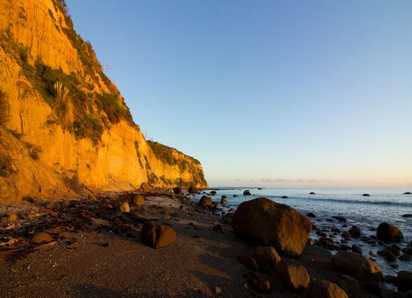 Newdicks Beach, Bay of Plenty