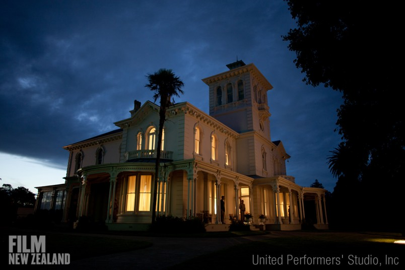 ​​Night shot at Monte Cecilia House, Hillsborough
