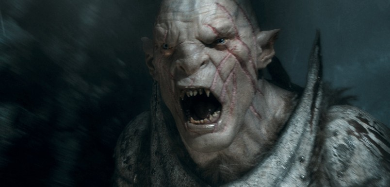 Design challenge: Azog the great white orc
