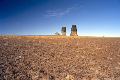 The Obelisk near Alexandra, Otago, South Island