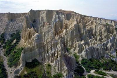 Clay Cliffs, Omarama, South Island