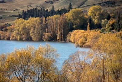 Lake Hayes, Otago, South Island