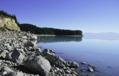 Lake Pukaki, Canterbury, South Island