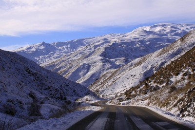 Crown Range Road, Otago, South Island