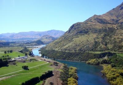Kawarau River, Otago, South Island