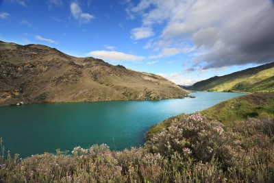 Lake Dunstan, Otago, South Island