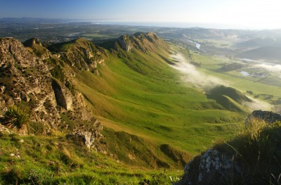 Te Mata Peak, Hawke's Bay, North Island