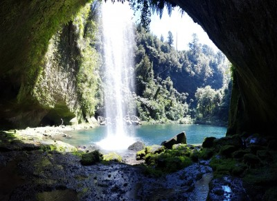 Omanawa Falls, Bay of Plenty