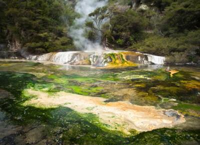 Waimangu, Rotorua