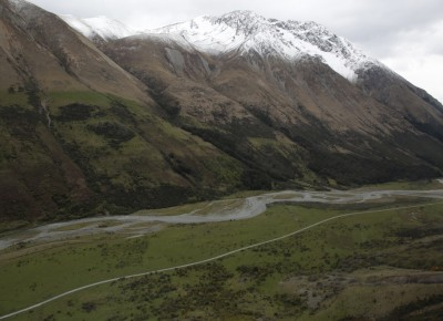 Dunedin to Queenstown