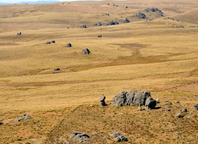 Rock and Pillar Range, Otago