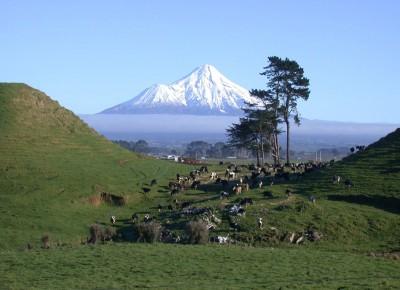 Mt Taranaki, Taranaki