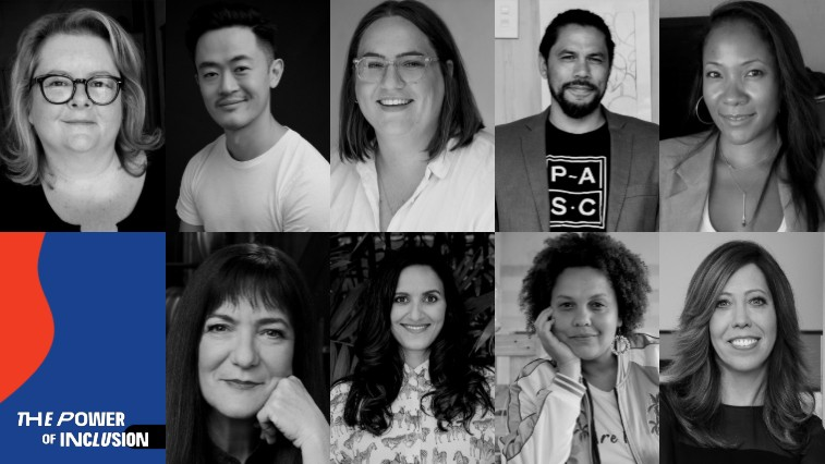 The Power of Inclusion Adds a New Wave of Speakers to its Line Up of